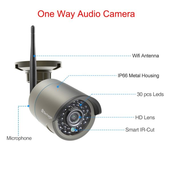 Home security camera networks from Cottage CCTV.